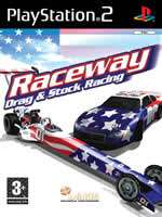 Hra pre Playstation 2 Raceway: Drag and Stock Racing