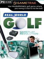 Hra pre PC Gametrak: Real World Golf 2007