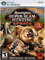 Hra pre PC Remington: Super Slam Hunting Africa