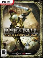 Hra pre PC Rise & Fall: Civilizations at War CZ