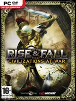 Hra pre PC Rise & Fall: Civilizations at War EN