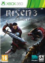 Hra pre Xbox 360 Risen 3: Titan Lords (First Edition)