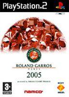 Hra pre Playstation 2 Roland Garros 2005