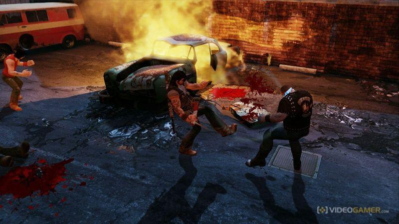 Ride to hell retribution hra pre pc for Bureau xcom declassified crash