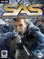 Hra pre PC SAS: Secure Tomorrow