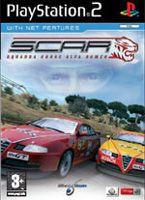Hra pre Playstation 2 SCAR: Squadra Corse Alfa Romeo