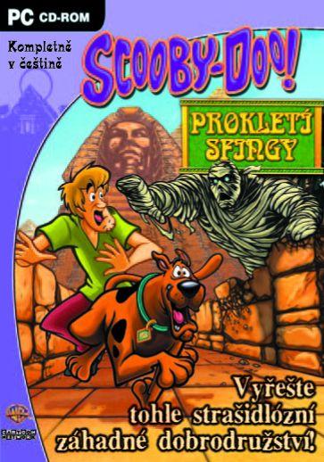 Hra pre PC Scooby Doo : Preklatie Sfingy