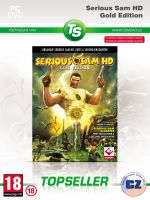 Hra pre PC Serious Sam HD CZ GOLD