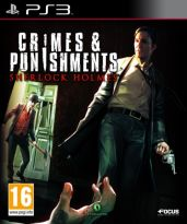Hra pre Playstation 3 Sherlock Holmes: Crime & Punishments