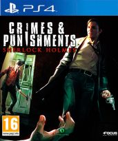 hra pre Playstation 4 Sherlock Holmes: Crime & Punishments [PROMO]