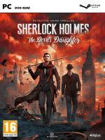 Hra pre PC Sherlock Holmes: The Devils Daughter