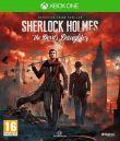 Sherlock Holmes: The Devils Daughter