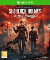 hra pre Xbox One Sherlock Holmes: The Devils Daughter