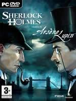 Hra pre PC Sherlock Holmes versus Arsene Lupin