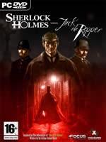 Hra pre PC Sherlock Holmes vs. Jack the Ripper CZ