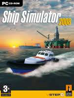 Hra pre PC Ship Simulator 2008
