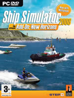 Hra pre PC Ship Simulator 2008 Add-On: New Horizons
