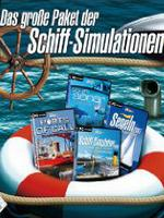 Hra pre PC Ship Simulator Mega Pack (Nemecky)