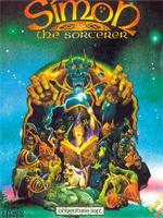 Hra pre PC Simon the Sorcerer 1 + 2