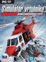 Hra pre PC Simulátor vrtulníku: Záchranná mise