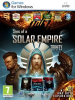 Hra pre PC Sins of a Solar Empire (Trinity Edition)