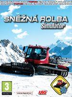 Hra pre PC Sněžná rolba simulátor