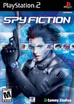 Hra pre Playstation 2 Spy Fiction