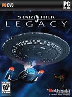 Hra pre PC Star Trek: Legacy dupl