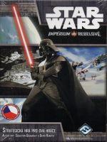 Stolová hra Star Wars: Imperium vs. Rebelové