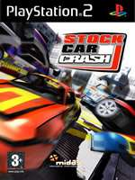 Hra pre Playstation 2 Stock Car Crash