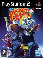 Hra pre Playstation 2 Chicken Little 2: Ace in Action