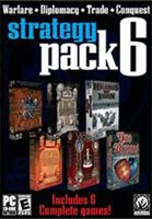 Hra pre PC Strategy 6 Pack