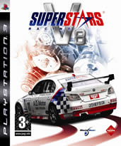 Hra pre Playstation 3 Superstars V8 Racing