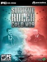 Hra pre PC Supreme Ruler: Cold War