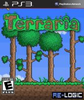 Hra pre Playstation 3 Terraria