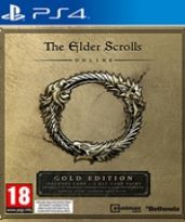 hra pre Playstation 4 The Elder Scrolls Online (Gold Edition)