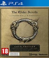 hra pro Playstation 4 The Elder Scrolls Online (Gold Edition)
