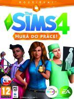 Hra pre PC The Sims 4: Hurá do práce! (datadisk)