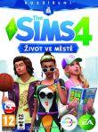 Hra pre PC The Sims 4: Život ve městě (datadisk)