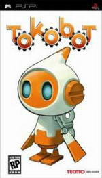 Hra pre PSP Tokobot