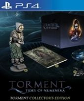hra pro Playstation 4 Torment: Tides of Numenera (Collectors Edition)