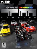 Hra pre PC Trackmania United Forever CZ