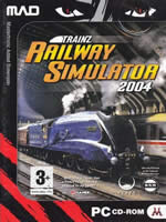 Hra pre PC Trainz Railway Simulator 2004