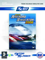 Hra pro PC Trainz Railroad Simulator 2006