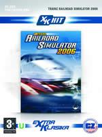 Hra pre PC Trainz Railroad Simulator 2006 CZ