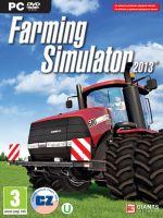 Hra pre PC Farming Simulator 2013 CZ
