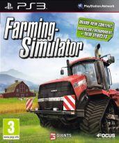 Hra pre Playstation 3 Farming Simulator 2013