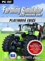 Hra pre PC Farming Simulator (Platinová edice) [TRAKTOR Simulátor 2]