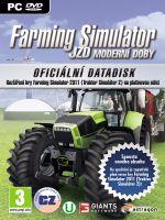 Hra pre PC Farming Simulator: JZD moderní doby (datadisk)