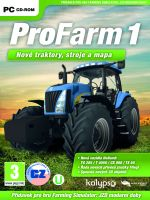 Hra pre PC TRAKTOR Simulátor 2: Pro Farm 1 (datadisk)